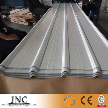 Aluzinc Material Roofing Sheet Long Span Roofing Sheet Ibr