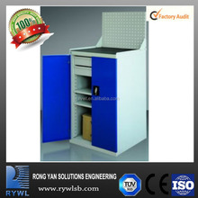 Iron Material and Cabinet / Storage Usage and Stainless Steel Material Tool Box