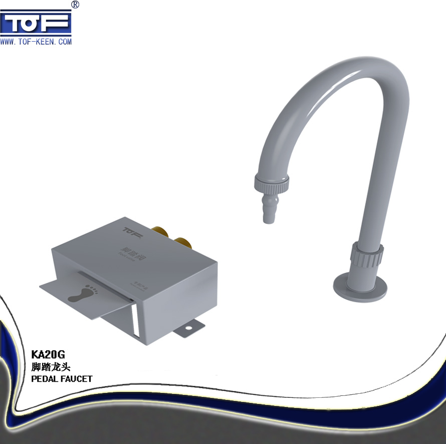 Foot Control Faucet, Foot Control Faucet Suppliers and Manufacturers ...