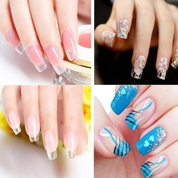 China Supplies Uv Gel Polish Nail Jelly Builder For Extension Kit