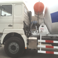 Chassis Small/large Cubic Meters Top Quality Widely 1.2cbm Self Loading Container Truck Used Concrete Mixer Trucks For Sale