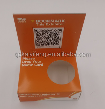 China business houseware wholesale alibaba custom paper name card business card drop box business card storage box reheart Images