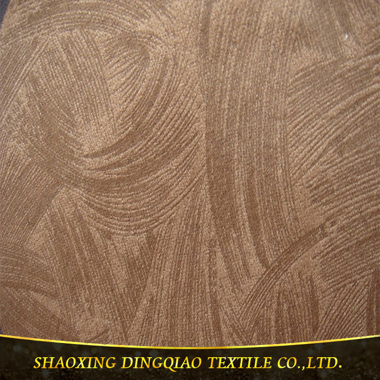 china manufacture professional embossed microfiber suede fabric for sofa