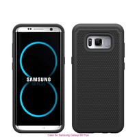 Trade assurance !!! factory direct supply accept paypal cell phone cover for Samsung Galaxy S8 plus