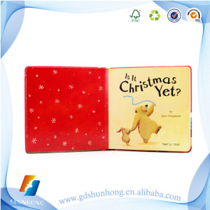 Professional manufacturer arabic children/adult animal story books printing gold supplier