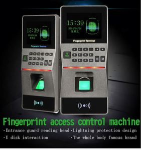 Cheap Biometric Fingerprint Time Attendance Machine Price with free SDK