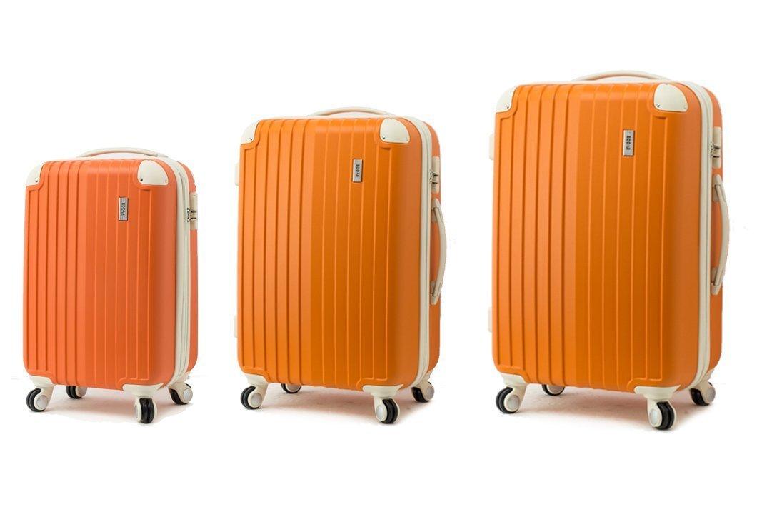 b5f3b7c1f ... Luggage Spinner Wheel Vintage Hard Shell Suitcase EV501 169.56. EDDAS  EP-102 (20