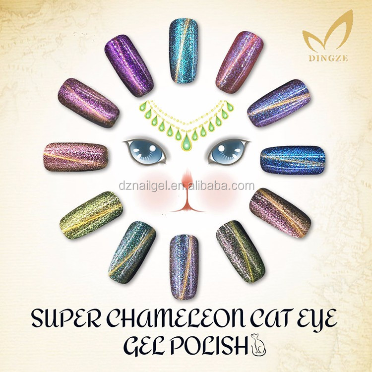China Supplier Cat Eye Top Coat,Cat Eye Top Gel Uv Gel Polish ...