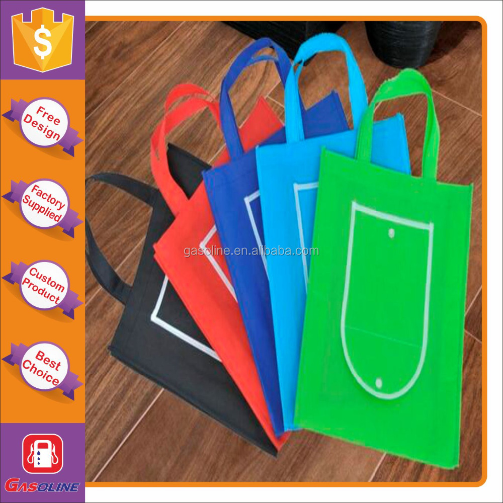 Hot sale fashional professional recycled pp non woven bag