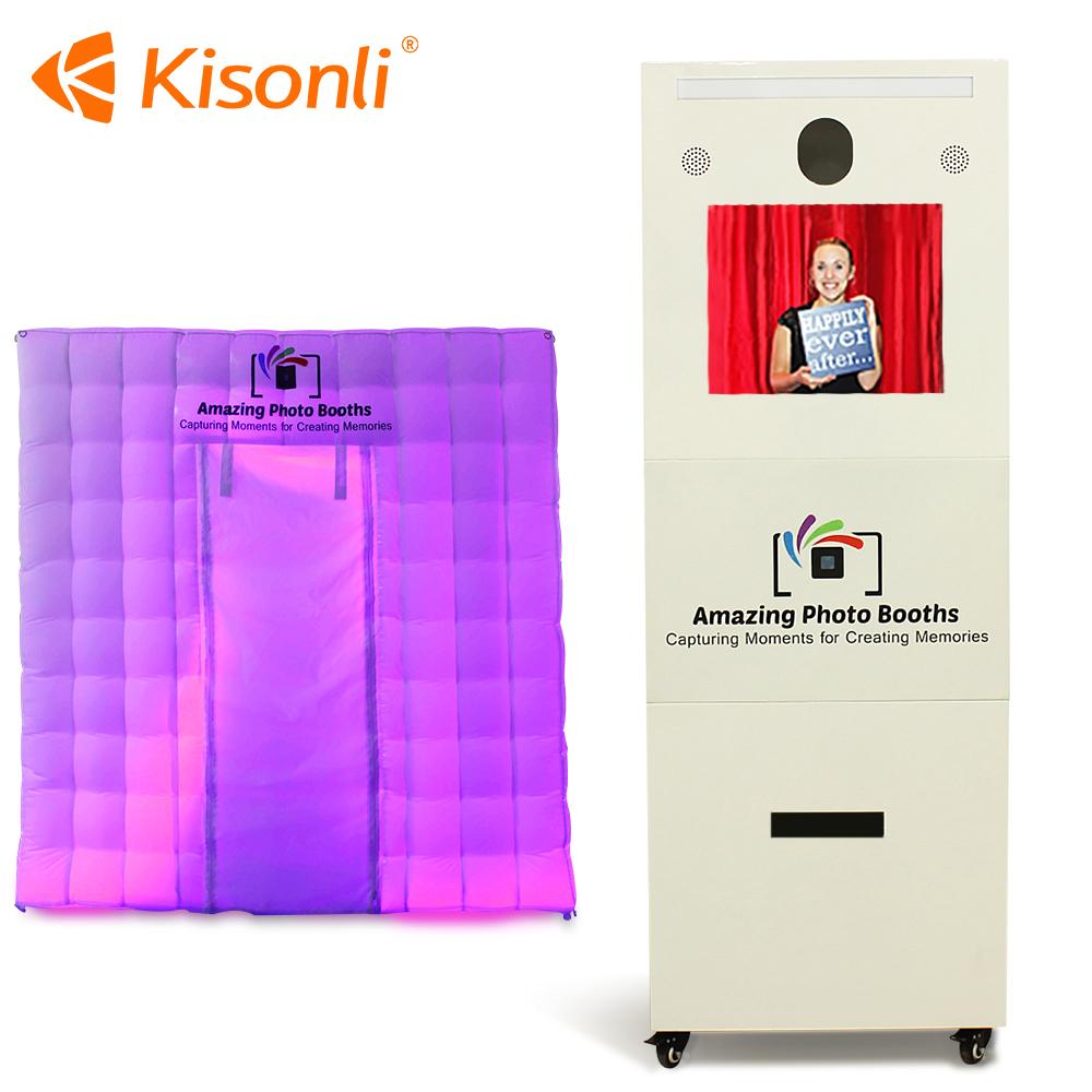 Self-service Photo Booth/digital Photo Booth Kiosk For Sale/wedding  Photobooth Machine - Buy Acrylic 2 X 6 Photo Booth Strip Frames,Rental  Photo