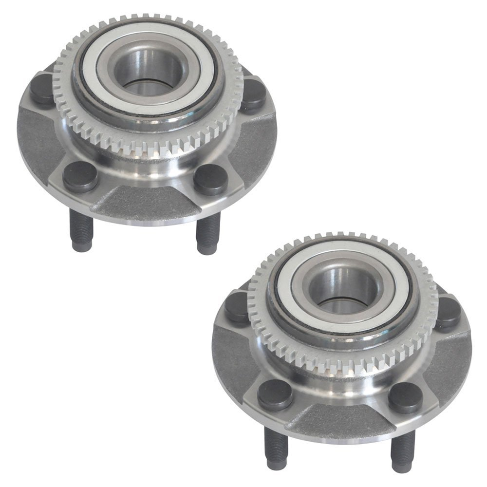 DRIVESTAR 513115X2 (Pair) New Front Wheel Hub Assembly for 94-04 Ford Mustang w /ABS
