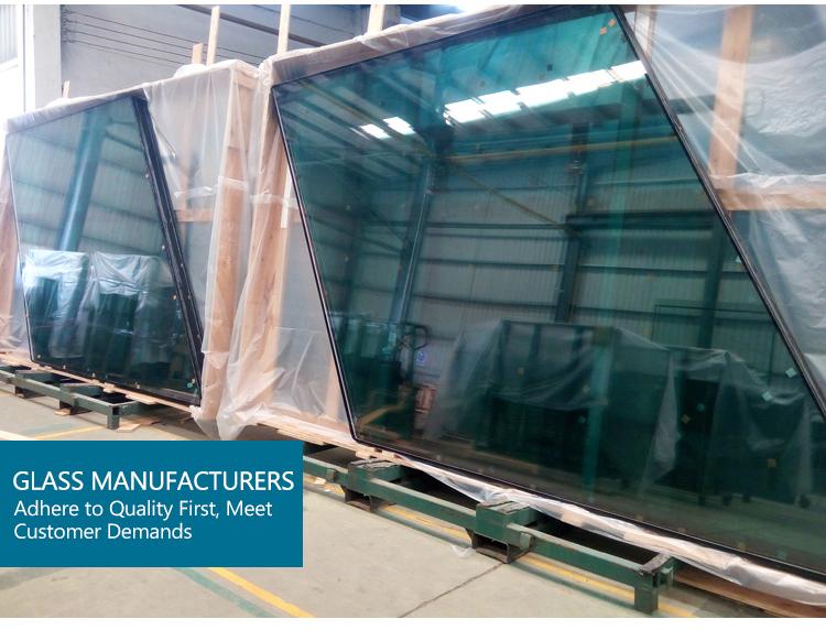 Hot bán 3 mét, 4 mét, 5 mét, 6mm8mm 10 mét xây dựng tempered tinted kính phản quang