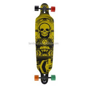 high quality 2 big wheel skate board boosted flying skateboard