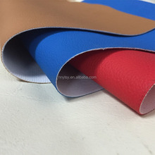 High quality bycast pvc artificial furniture leather