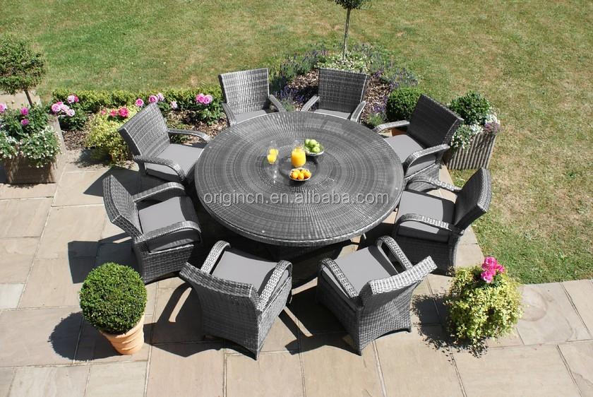 Venta al por mayor mesas de aluminio para jardin-Compre online los ...