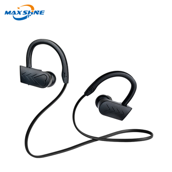 Maxshine Sport wireless blue tooth headphones earbuds wholesale