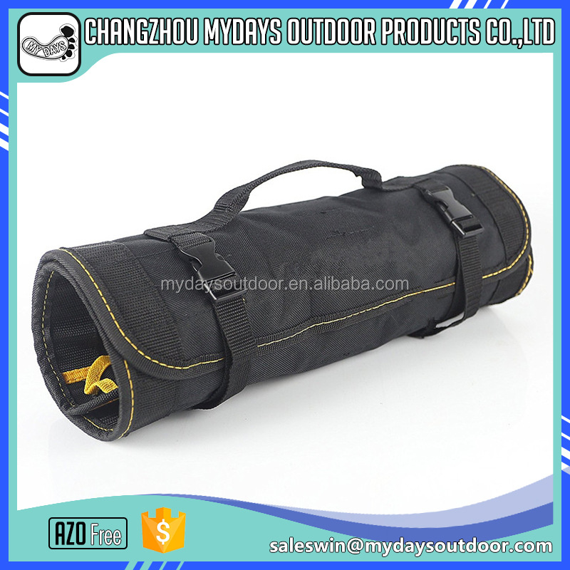 High-end professional rolling tool bag 604D heavy duty nylon