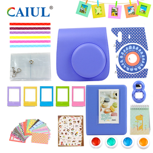 Caiul OEM accepted Fujifilm instax Mini 8 / 9 instant camera bag Set