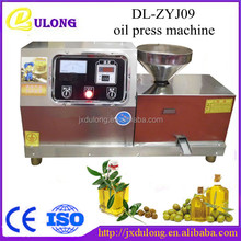 Widely popular DL-ZYJ09 moringa/plant cold press oil extraction machine
