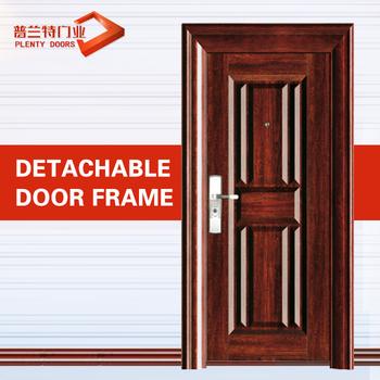 steel security door. New Design Nigeria Steel Security Door