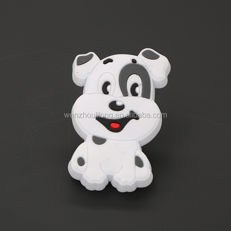 Children pretty Rubber cartoon cabinet handle