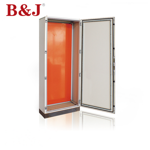 B&J Industrial BJH-A Metal Panel Enclosure IP55 Floor Standing Electrical Cabinet