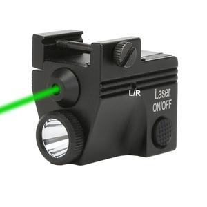 Tactical Gun-Mount pistol Light/laser