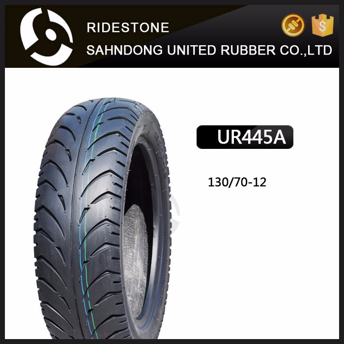 Good Quality Natural SCOOTER TIRE 120/70-12 130/60-13