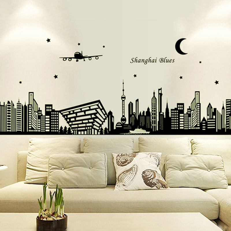 China Shanghai Scenery Wall Stickers Oriental Pearl Tv: Shanghai Leather Furniture Promotion-Shop For Promotional