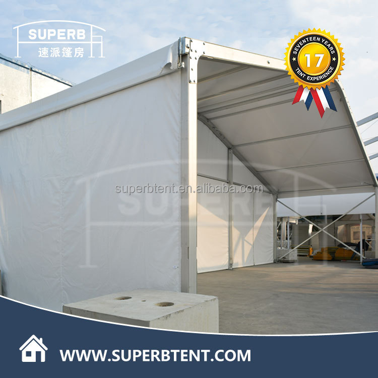 Durable Car Wash Tent,Car Parking Tents Car Storage Tent With Clear Span Structure
