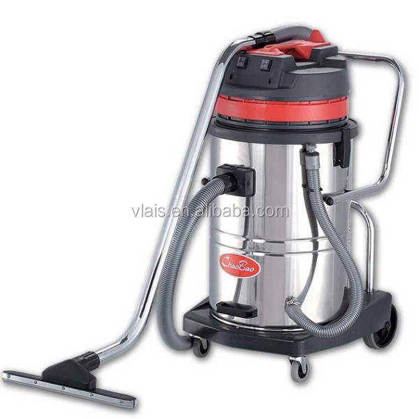 Dry and wet 80l vacuum cleaner