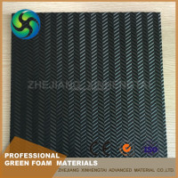 Anti-slip EVA/Rubber Foam EVA Shoe Sole Material