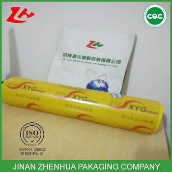 Professional Manufacturer Hot Soft Pvc Cling Film Jumbo Roll 1500 ...