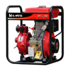 High pressure irrigation diesel water pump two inch