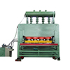 Reliable quality short cycle lamination hot press machine/plywood making machine