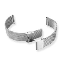 Stainless Steel Mesh Band Polished/ Brushed 316L Stainless steel Watch Bands Supplier