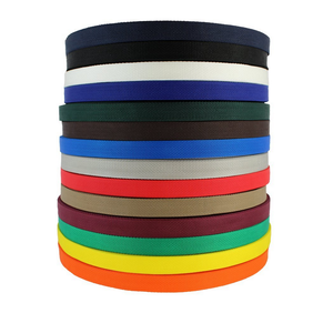 High quality PP/Polyester webbing manufacturer