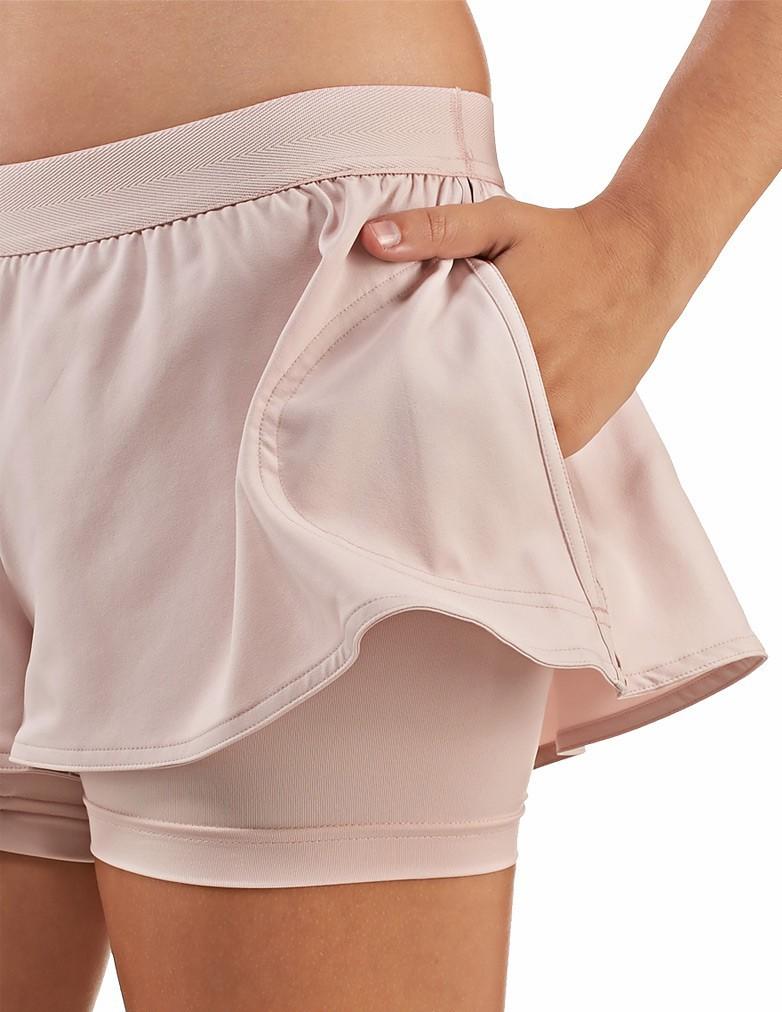 5cbb95c382358 サプレックススリムフィット女性のスポーツランニングスカートショーツ/女性のカスタムdriフィット