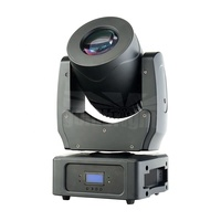 With Sound Active/Auto/DMX/RDM and IR Remote Control 80W LED Moving Head Beam Stage Lights