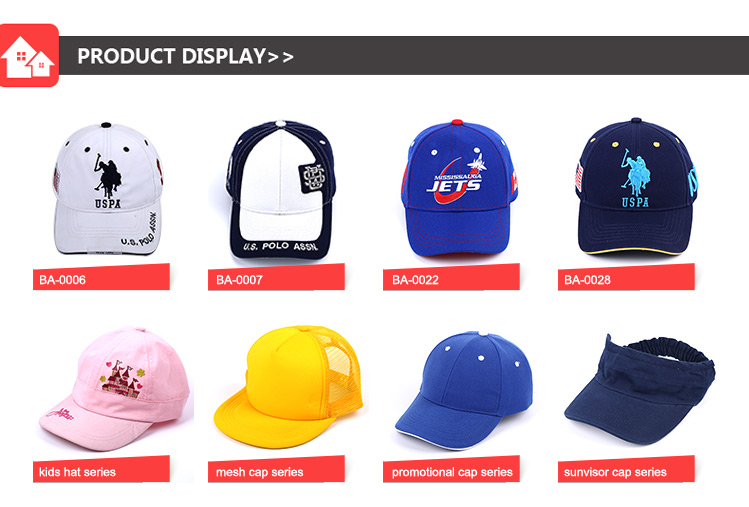 Atacado personalizado 3D bordado azul da moda hip hop cap snapback