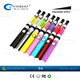 Newest ego e cigarette,adjustable airflow atomizer S4,with round detachable electronic cigarette mouthpiece