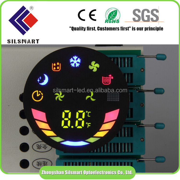 New products 2016 technology waterproof outdoor led numeric display