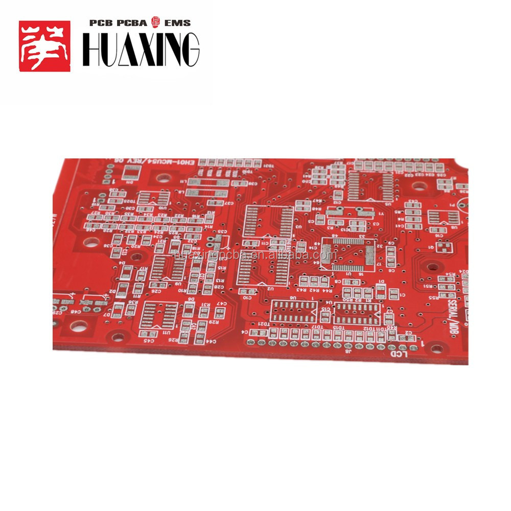 China Fr4 Pcb Wholesale Alibaba Printed Circuit Board Assembly Rigid A Double Layer