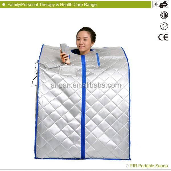 eine person tragbar dampf mini sauna russische sauna anp 329tmf fu tanne sauna saunazimmer. Black Bedroom Furniture Sets. Home Design Ideas