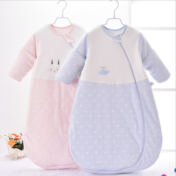 Baby Cotton Sleeping Bags With