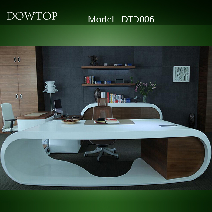 high end office furniture,modern office table for CEO