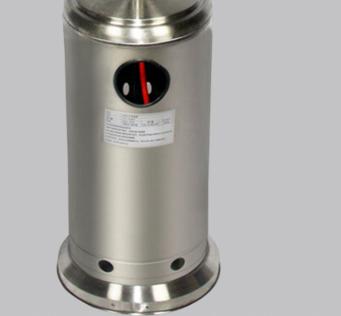 स्टेनलेस स्टील आउटडोर उद्यान ग्रीनहाउस पोल्ट्री पोर्टेबल गैस आँगन हीटर