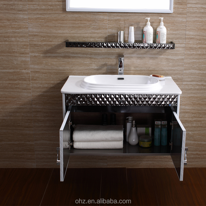 Good Prices Laundry Sink Cabinet Combo,Bathroom Vanity