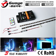 ShenZhen led strip light usb with RGB smd 5050 for TV backlight lighting