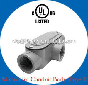 "Conduit Body-1/2""-4"" Powder Coated LB Style"